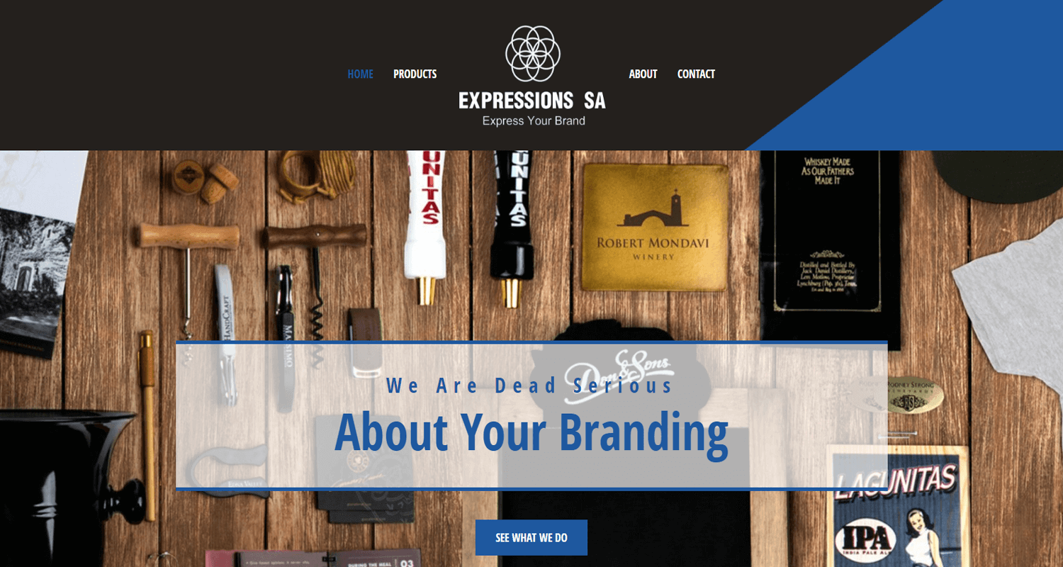 Expressions SA Branding Solutions Promotional Corporate Branding.
